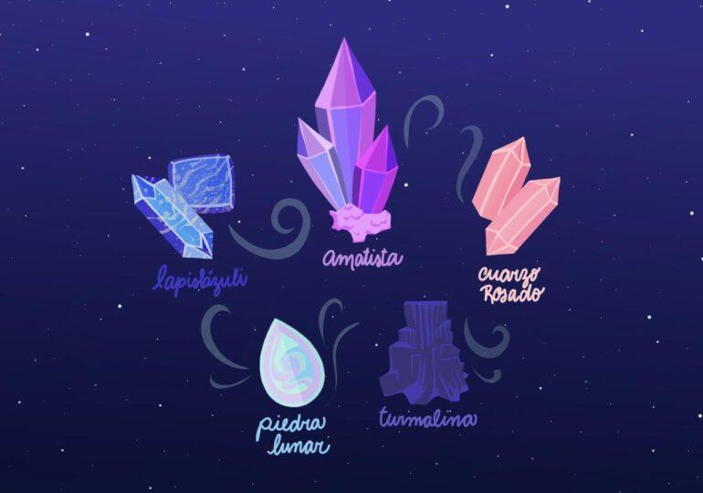 5 Cristales para la Mujer