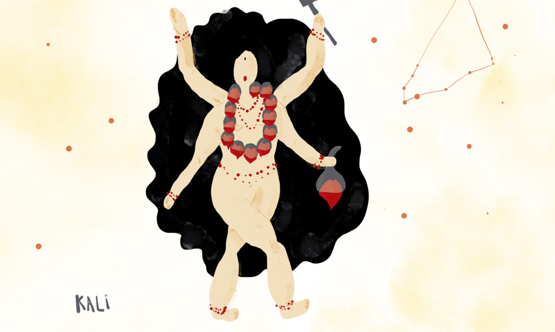#SerieDiosas Kali, la diosa de la muerte